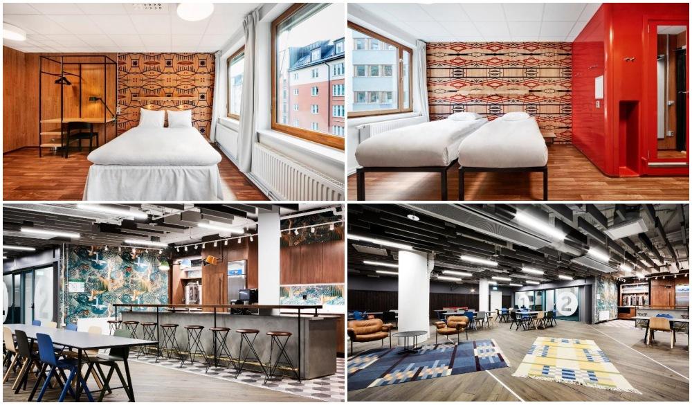 Generator Stockholm – Stockholm, Sweden, luxurious hostels for nomads
