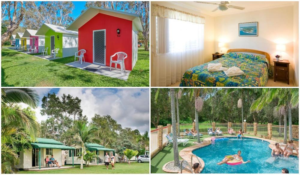 Glen Villa Resort, Byrin Bay resort