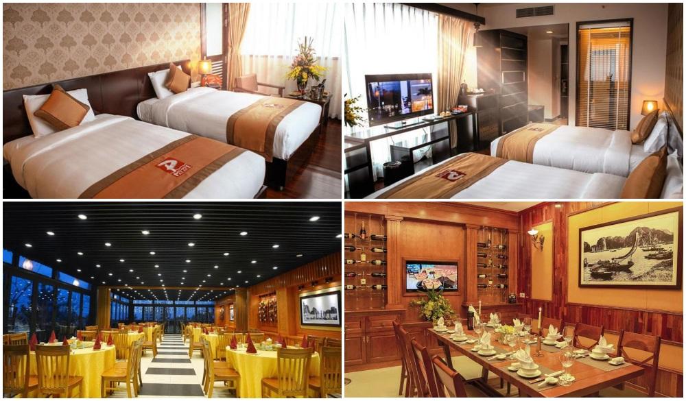 Halong Palace Hotel, Ha Long Bay Hotel