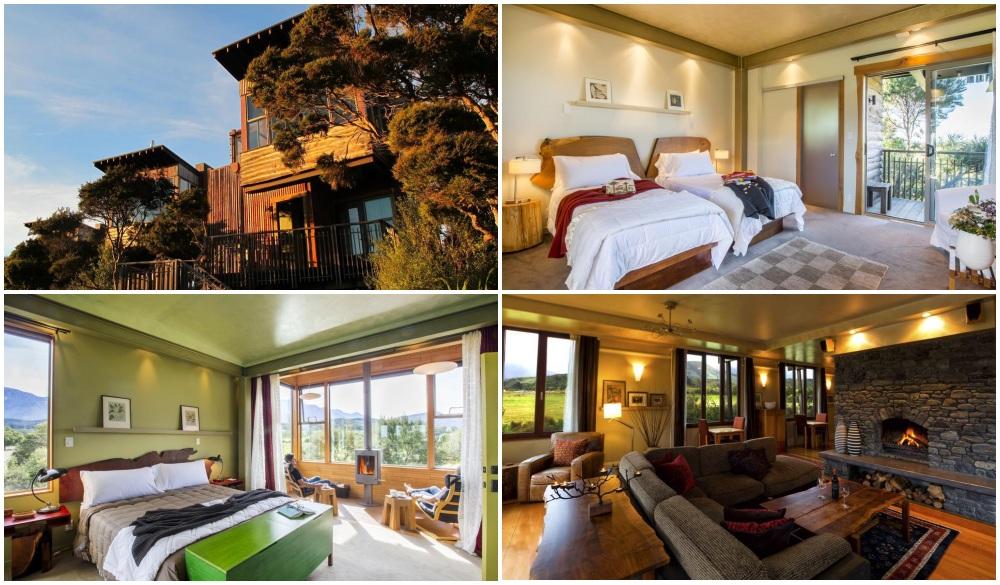 Hapuku Lodge, New Zealand