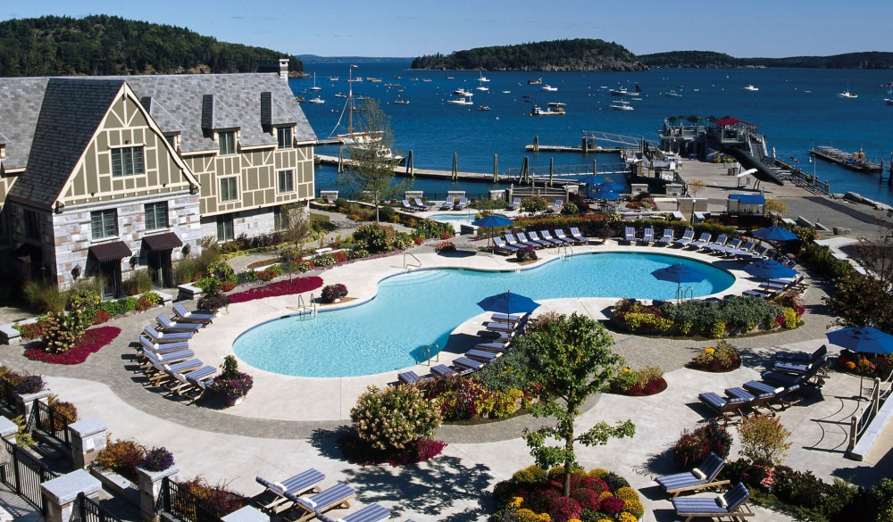 Harborside Hotel Marina And Spa – Bar Harbor, ME, new england resort for families