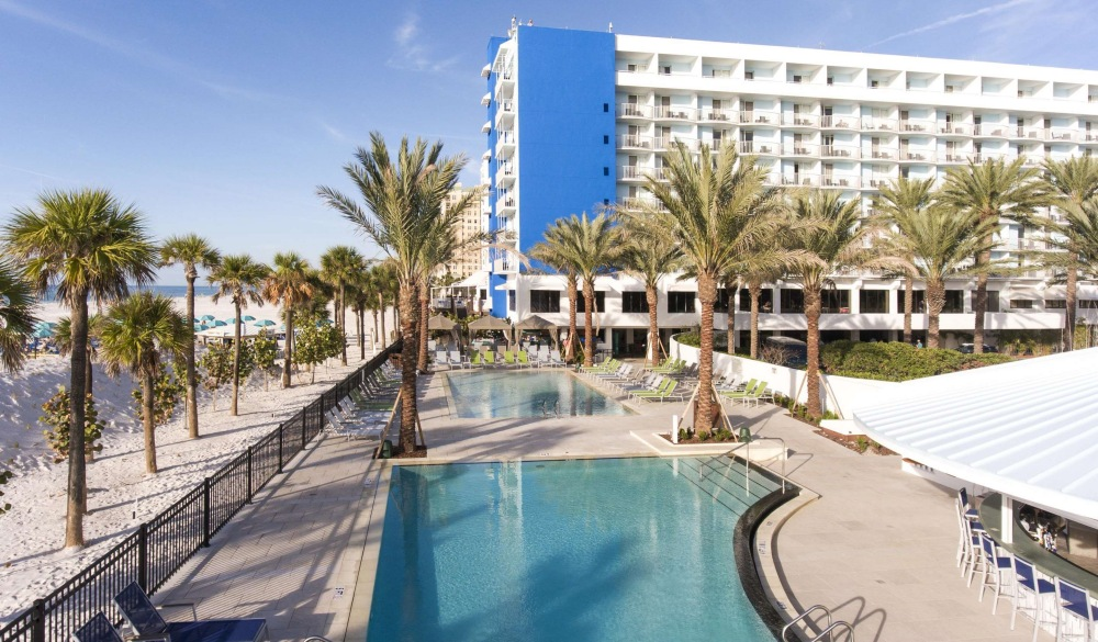 Hilton Clearwater Beach Resort & Spa, hotel