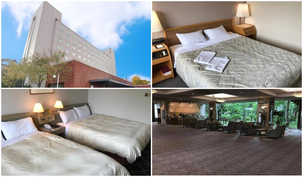 Hotel Grand Terrace Chitose, best hotel in Hokkaido