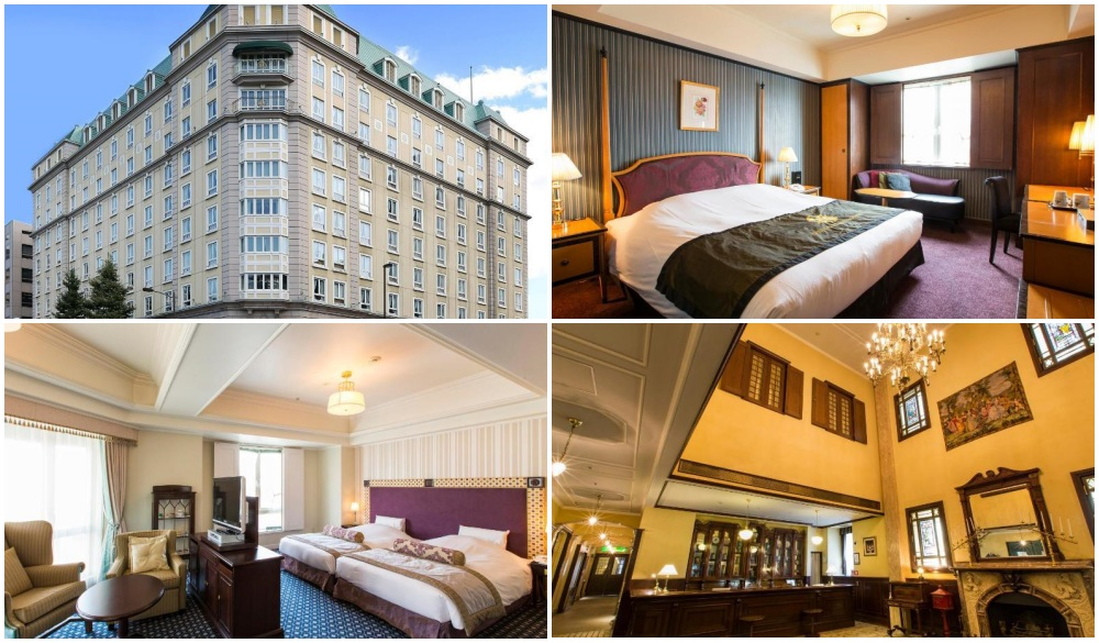 Hotel Monterey Sapporo, best hotel in Hokkaido