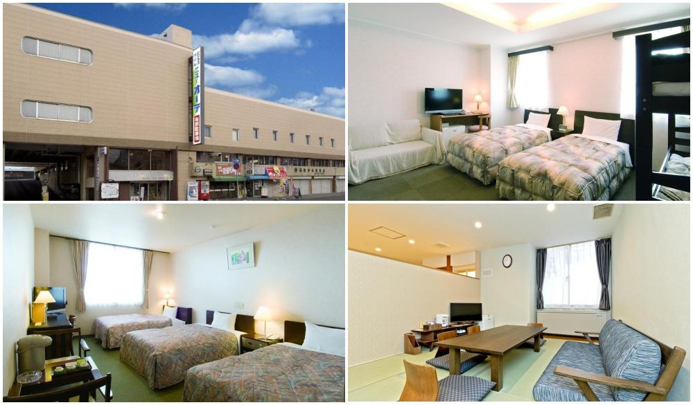 Hotel New Ohte, best hotel to stay in Hokkaido