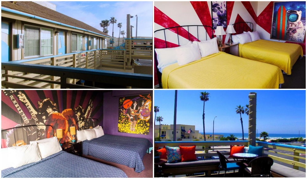 Huntington Surf Inn, huntington beach resort
