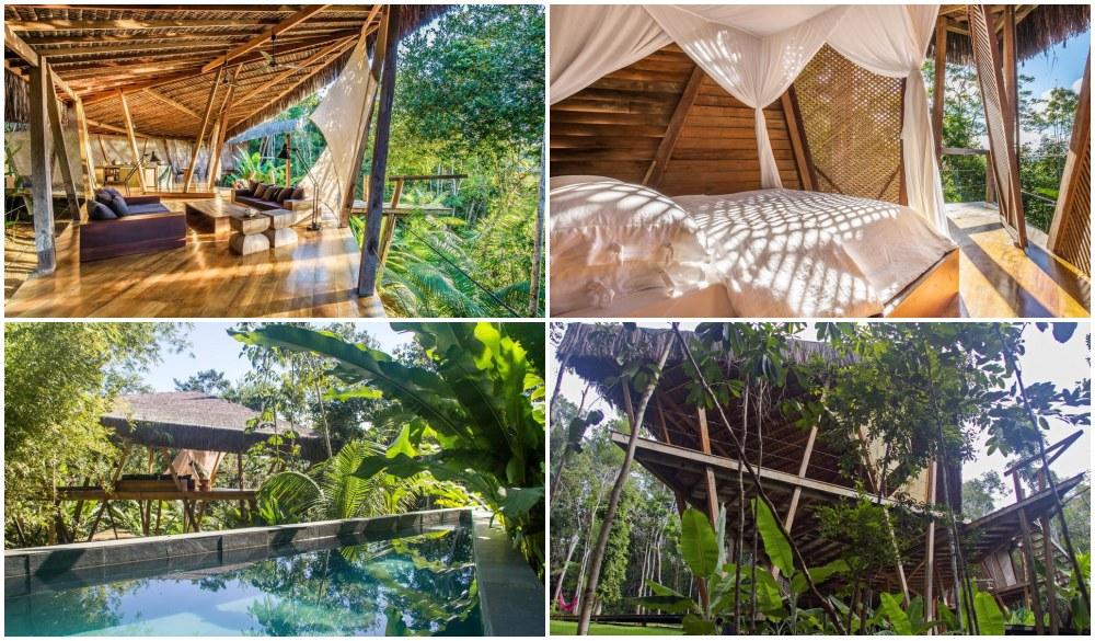 KABRU Forest – Brazil, treehouse hotel