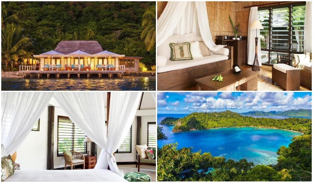 Matangi Private Island Resort – Fiji, treehouse hotels