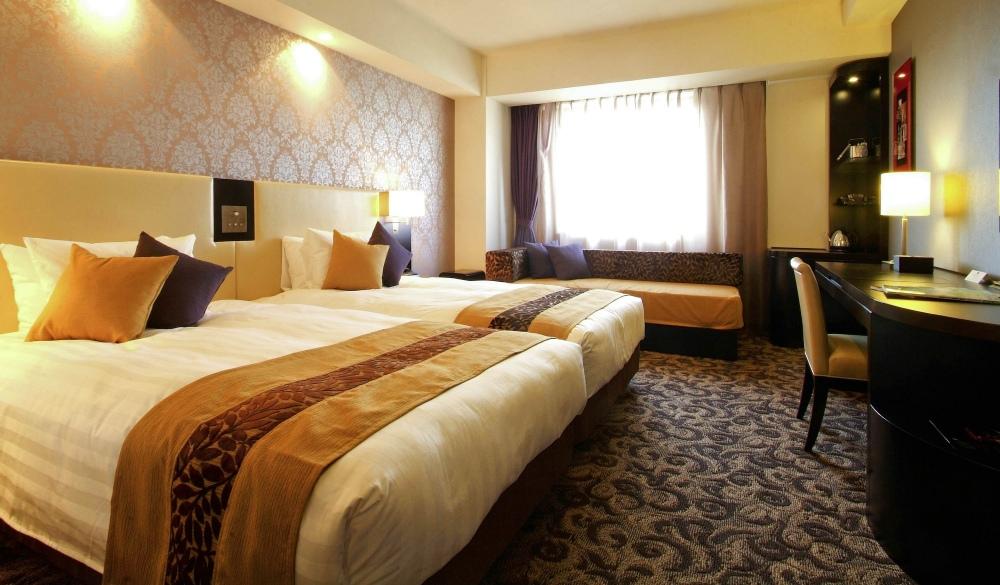 Mercure Hotel Sapporo, best hotel to stay in Hokkaido