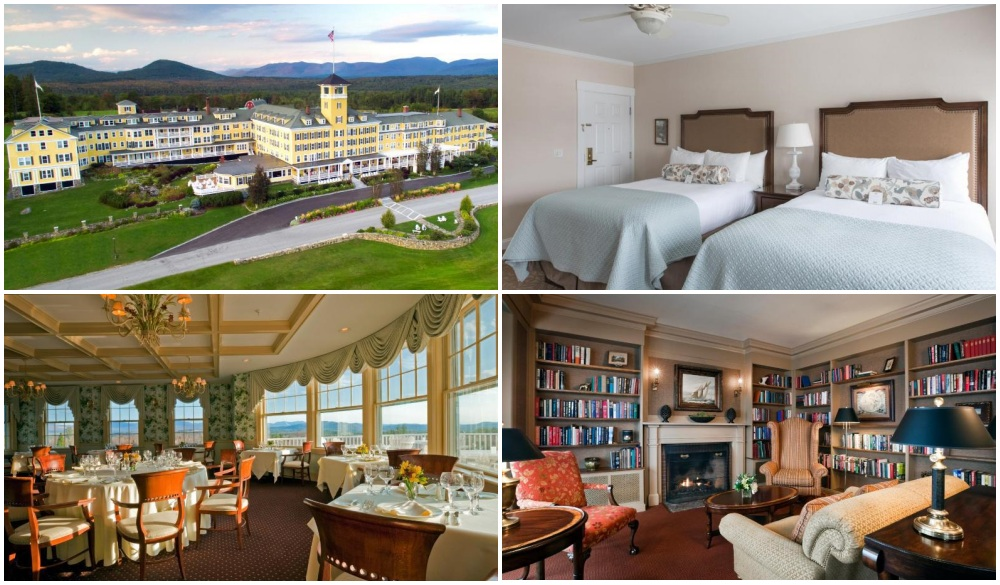 Mountain View Grand Resort & Spa – Whitefield, NH, new england resort for families