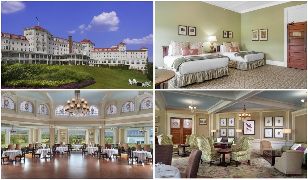 Omni Mount Washington Resort – Bretton Woods, NH, new england resort for families