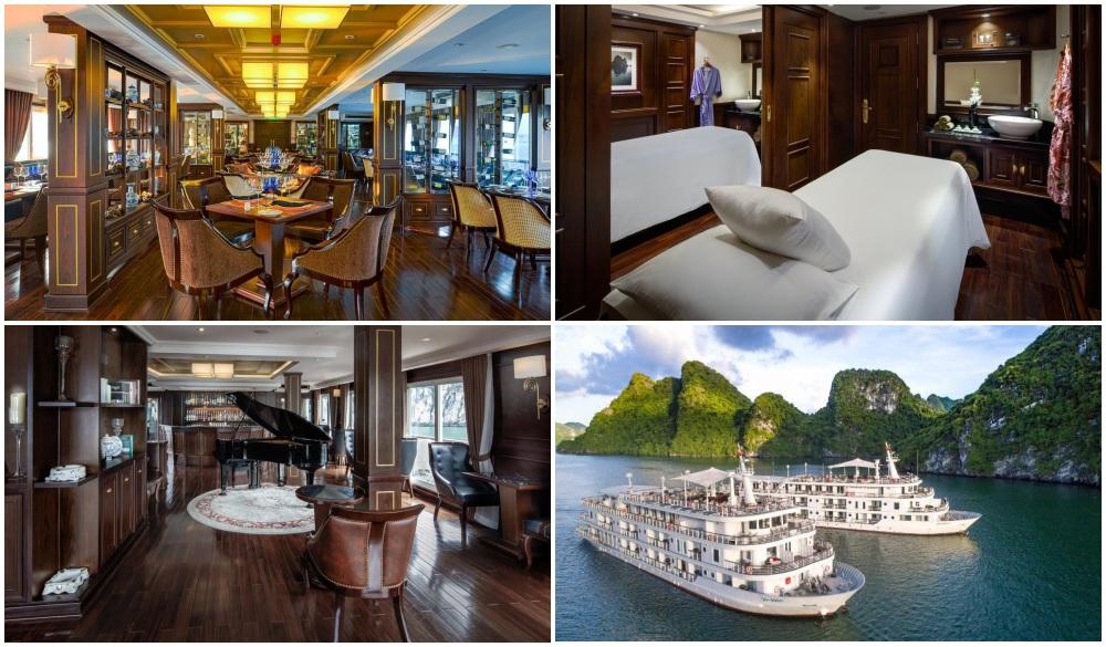 Paradise Elegance Cruise, Ha Long Bay Hotel