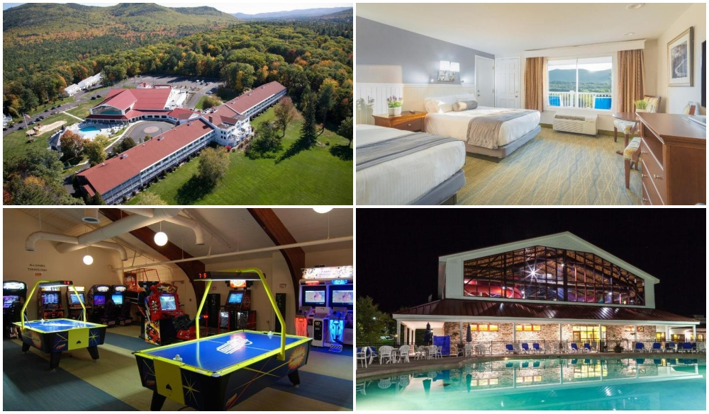 Red Jacket Mountain View And Indoor Water Park – North Conway, NH, new england resort for families