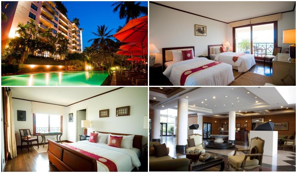 Saigon Domaine Luxury Residences, Ho Chi Minh hotel