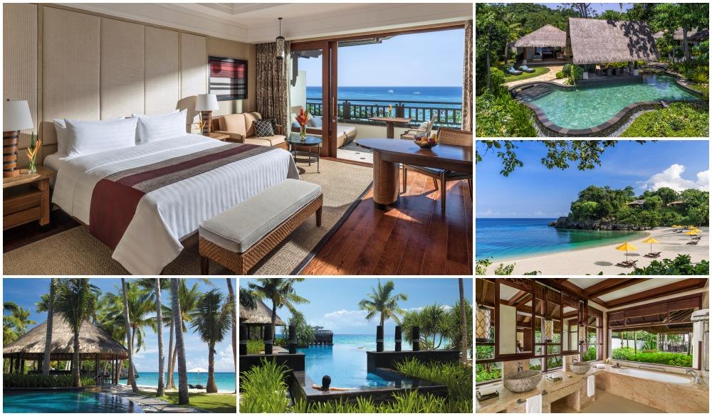 Shangri-La's Boracay Resort and Spa, hotel for Tropical Paradise VS Winter Wonderland destination