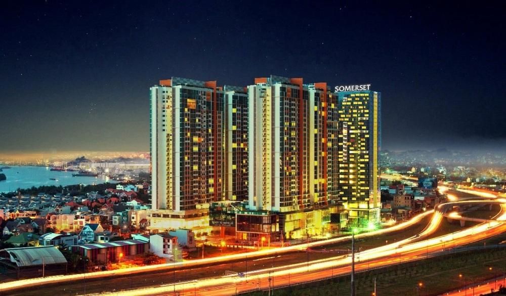 Somerset Vista Ho Chi Minh City, hotel in Ho Chi Minh
