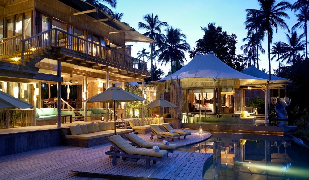 Soneva Kiri – Thailand, treehouse hotel