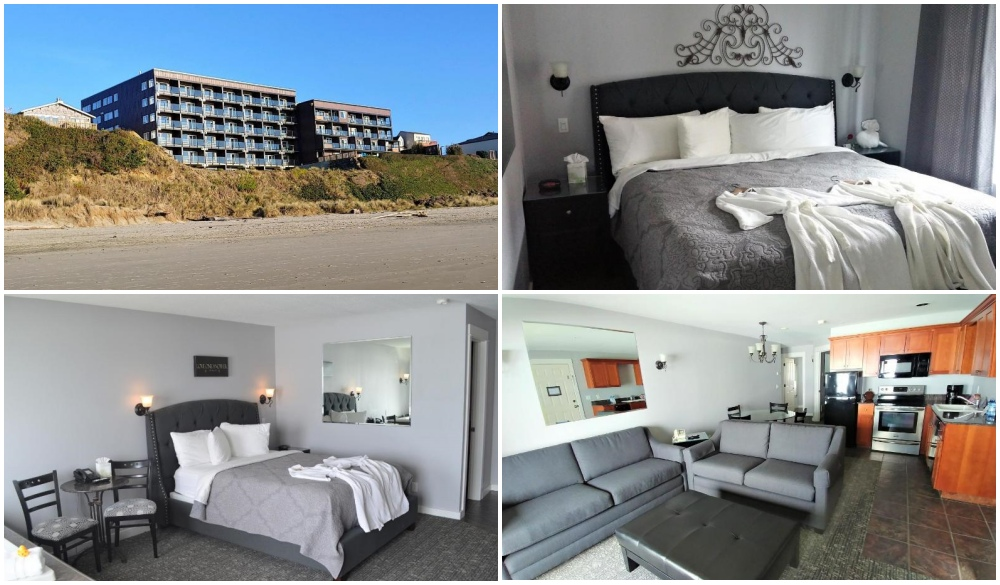 Starfish Manor Oceanfront Hotel, Hotel in Oregon coast