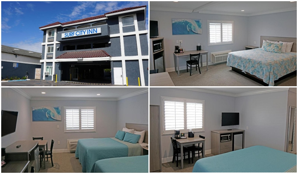 Surf City Inn, huntington beach resort