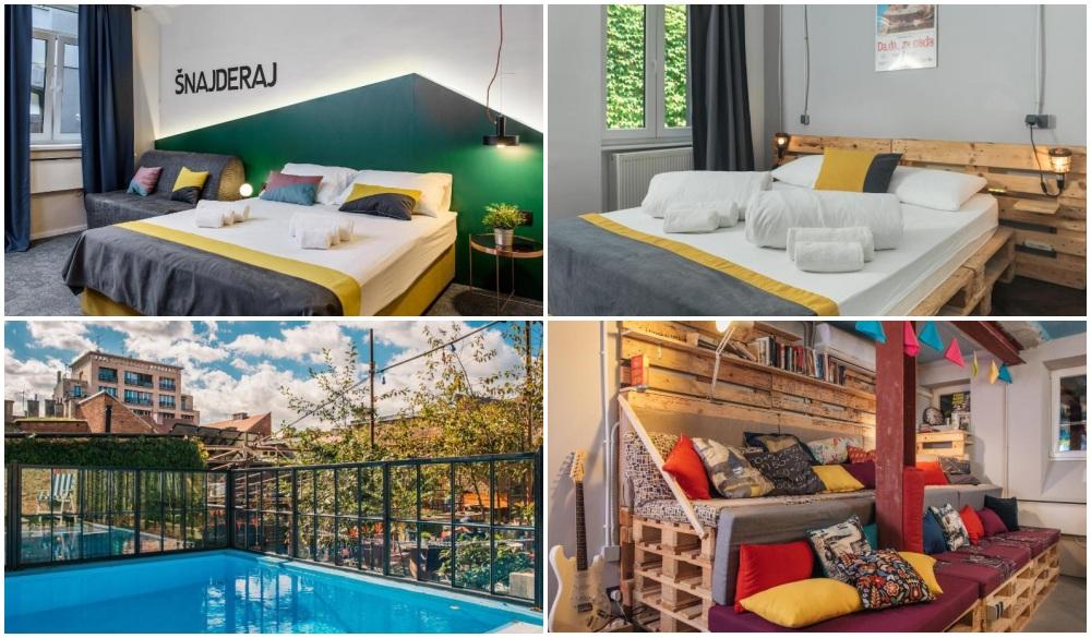 Swanky Mint Hostel – Zagreb, Croatia, luxurious hostels for nomads