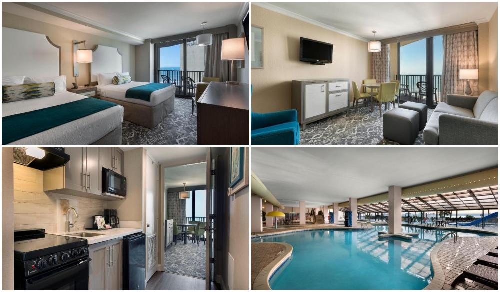 The Breakers Resort, oceanfront hotel in myrtle beach