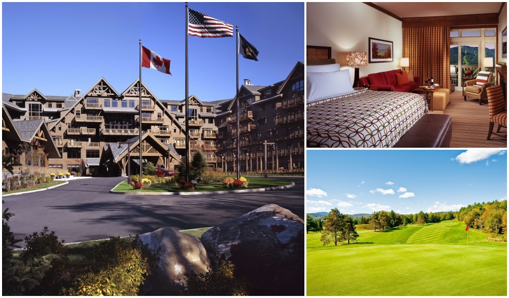 The Lodge at Spruce Peak – Stowe, VT, new england resort for families