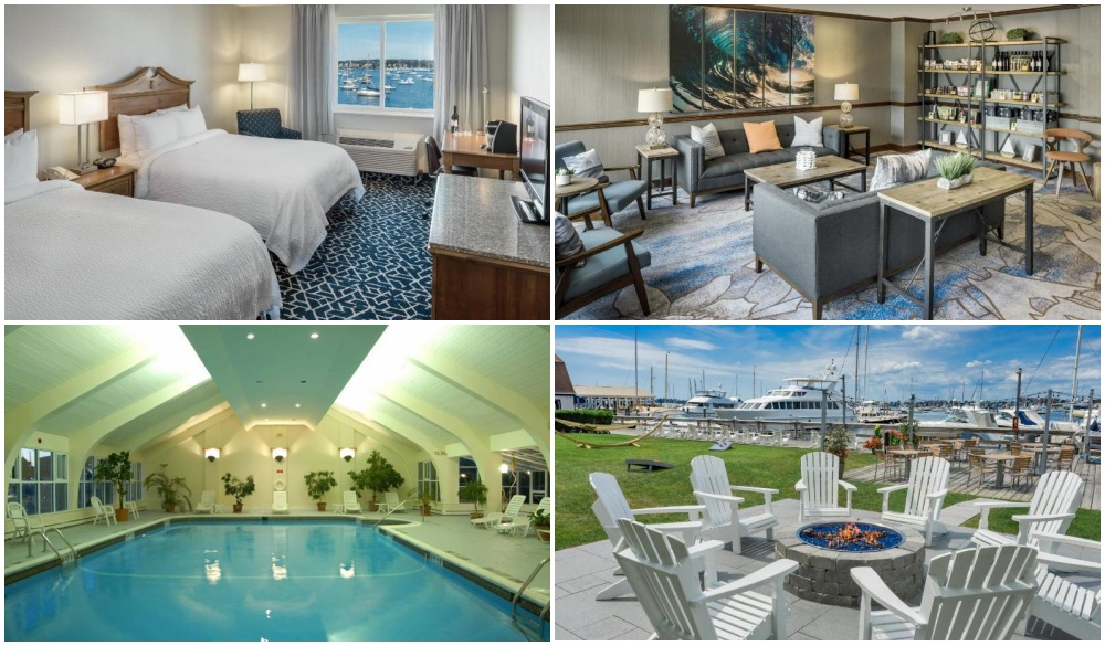 The Newport Harbor Hotel and Marina – Newport, RI, new england resort for familes