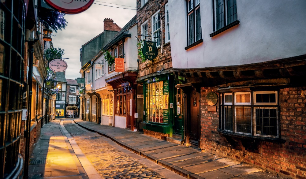 Historic York: The Shambles