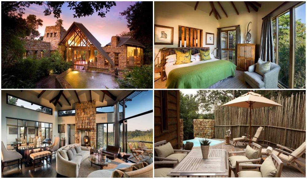 Tsala Treetop Lodge – South Africa