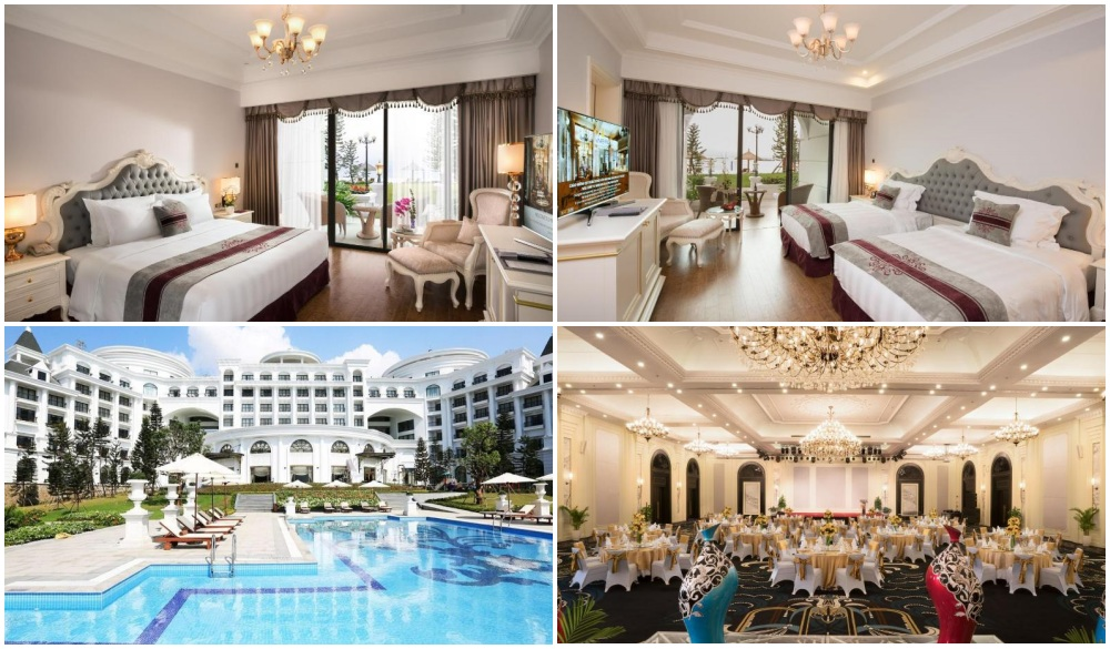 Vinpearl Resort & Spa Ha long, Ha Long bay hotel