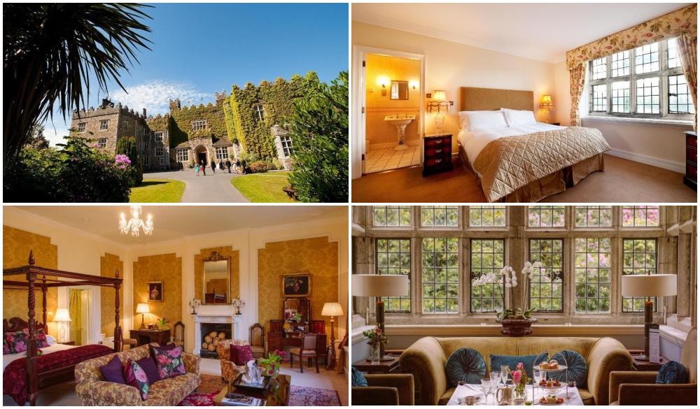 Waterford Castle, castle hotel Ireland