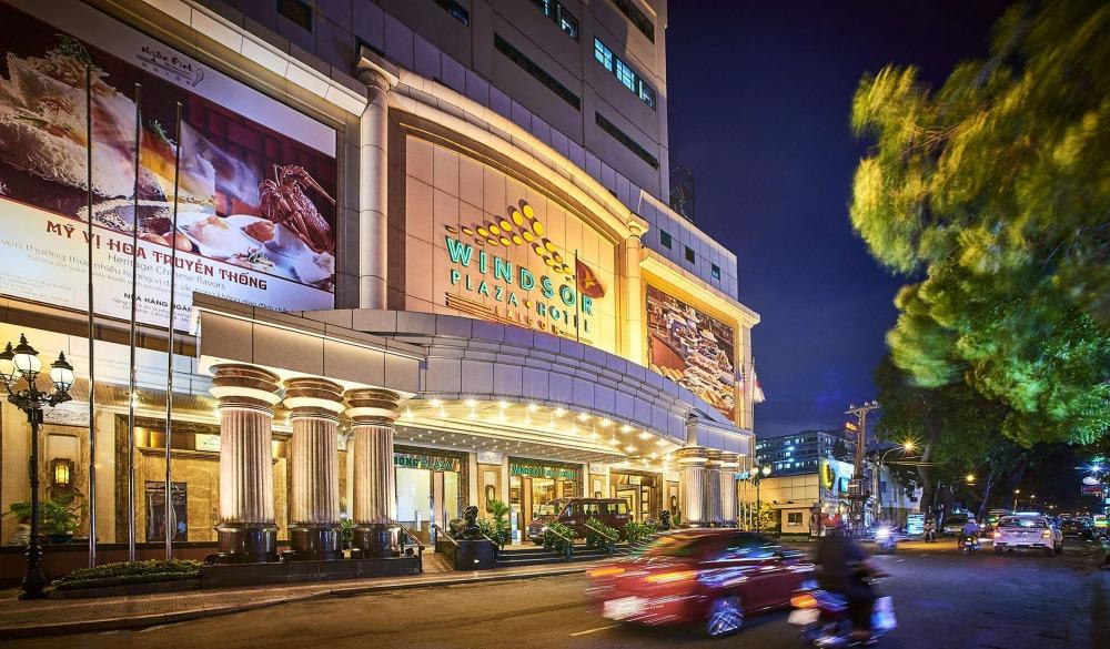 Windsor Plaza Hotel, Ho Chi Minh hotel