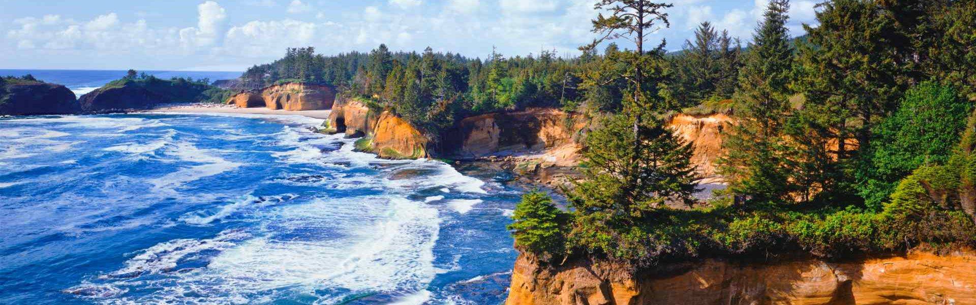 Scenic Oregon Coast