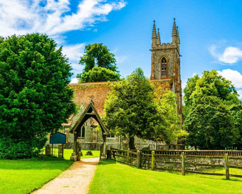 St Nicholas Church, Jane Austen's
