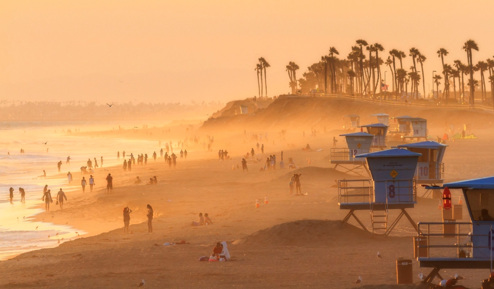 Huntington Beach summer