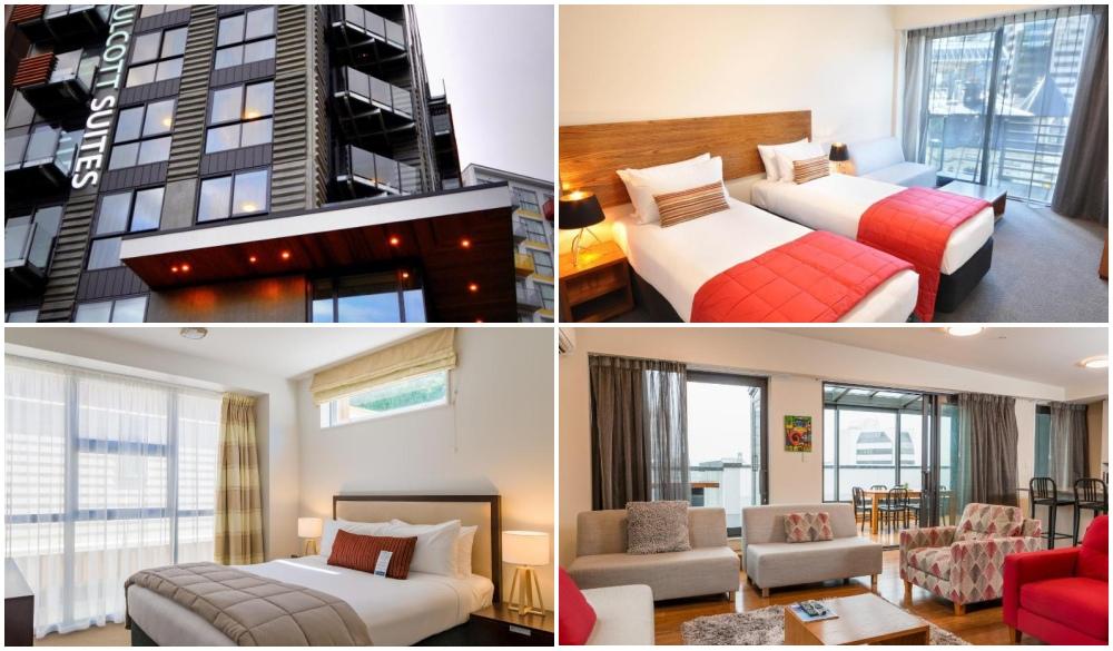 Boulcott Suites, apartment in Wellington