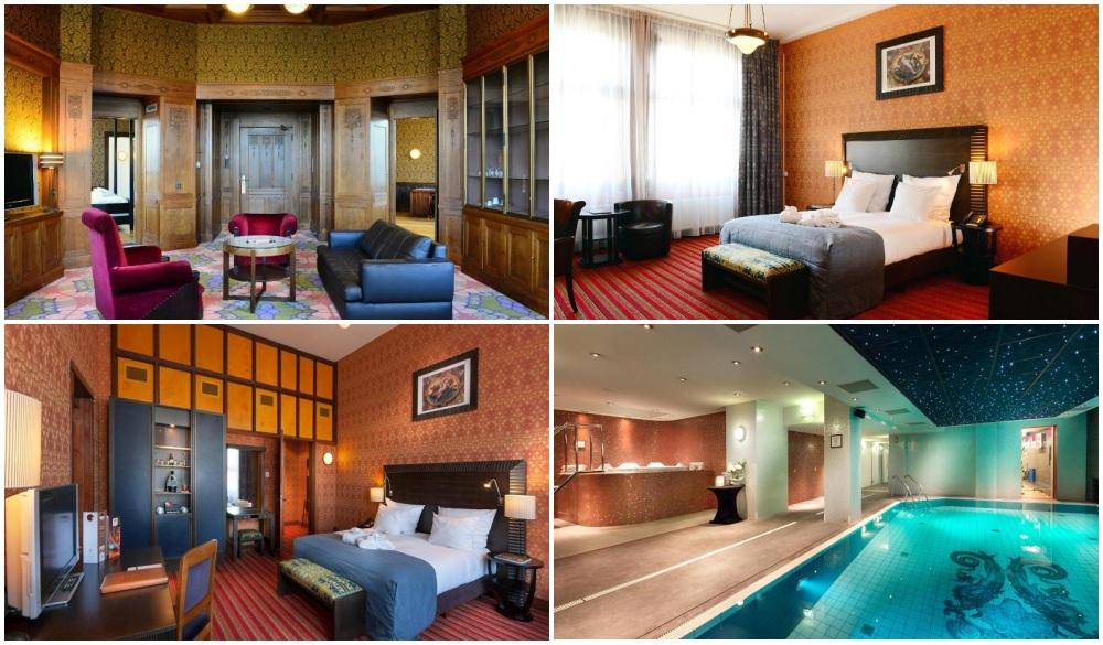 Grand Hotel Amrath Amsterdam,