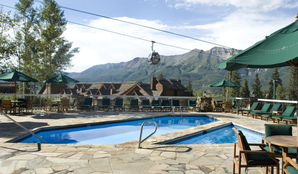 Mountain Lodge at Telluride, ski resort in Colorado