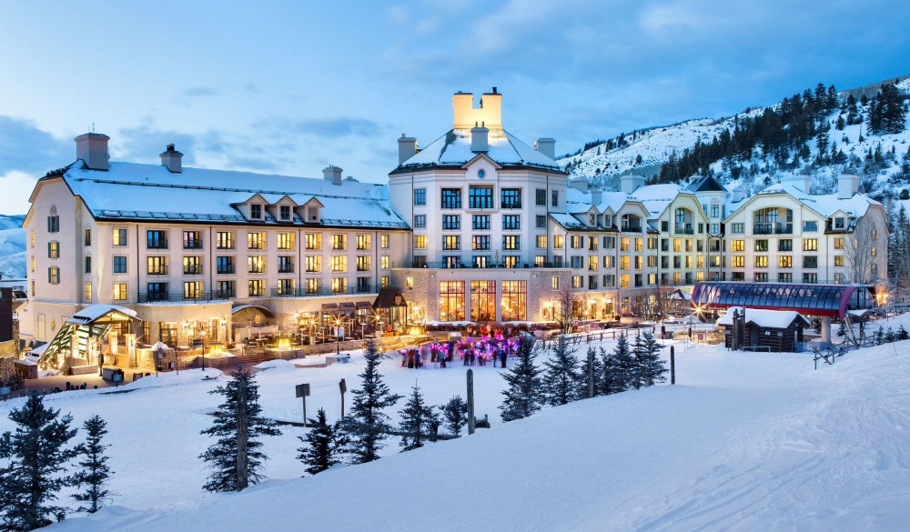 Park Hyatt Beaver Creek Resort and Spa, ski resort in Colorado