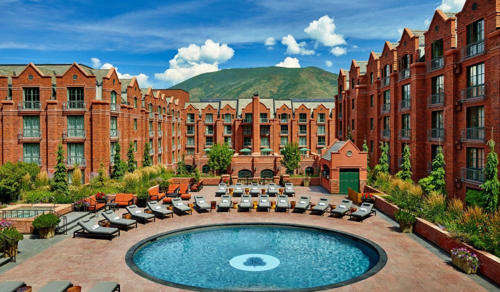 The St. Regis Aspen Resort, ski resort in Colorado
