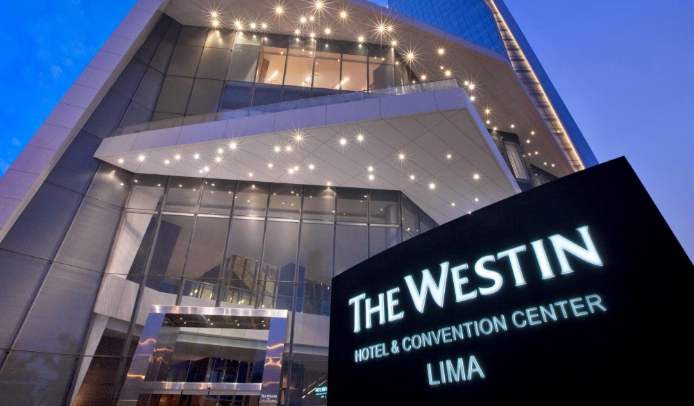 The Westin Lima Hotel & Convention Center